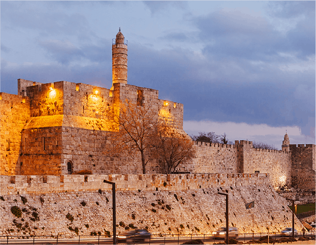 guide for moving to jerusalem