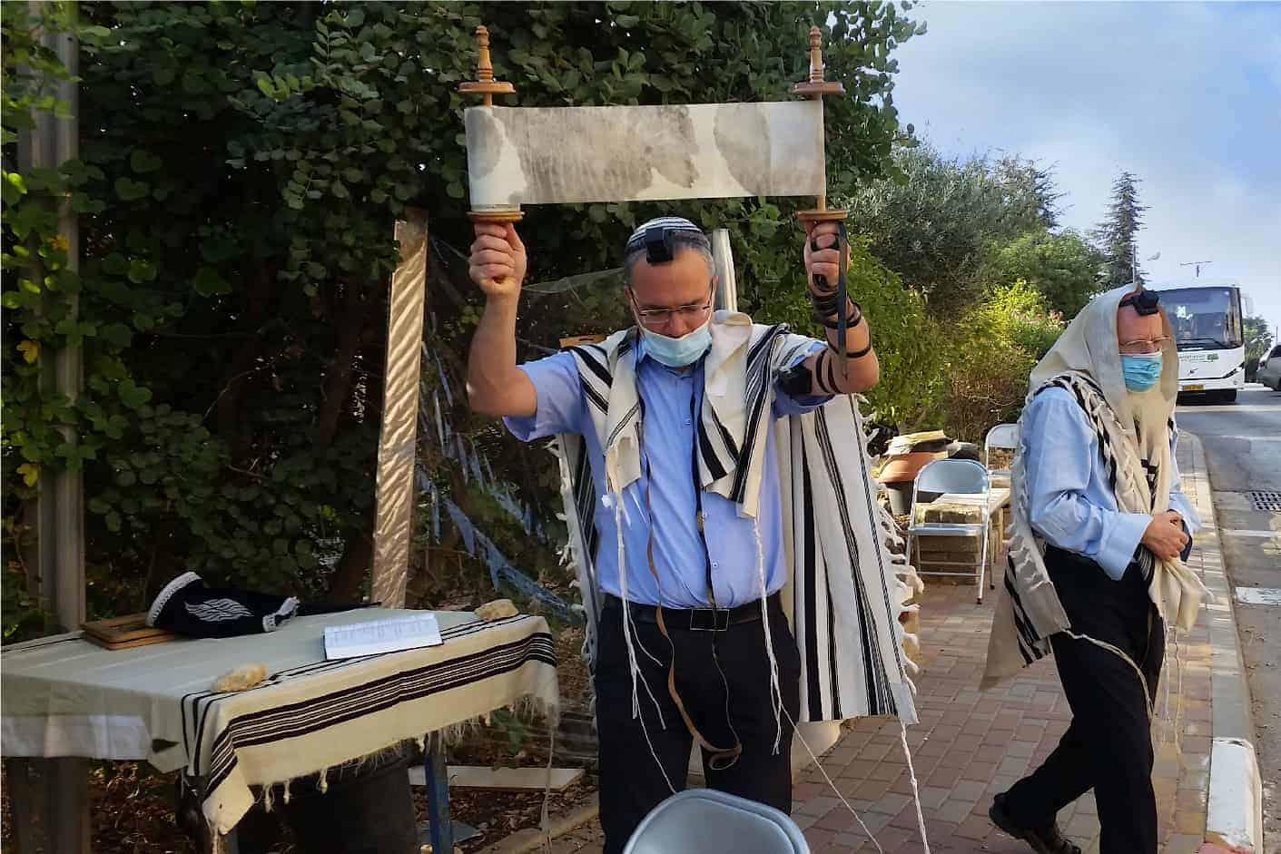 minyans in jerusalem
