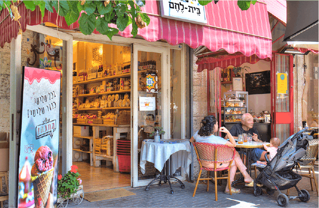 where to live in jerusalem, israel