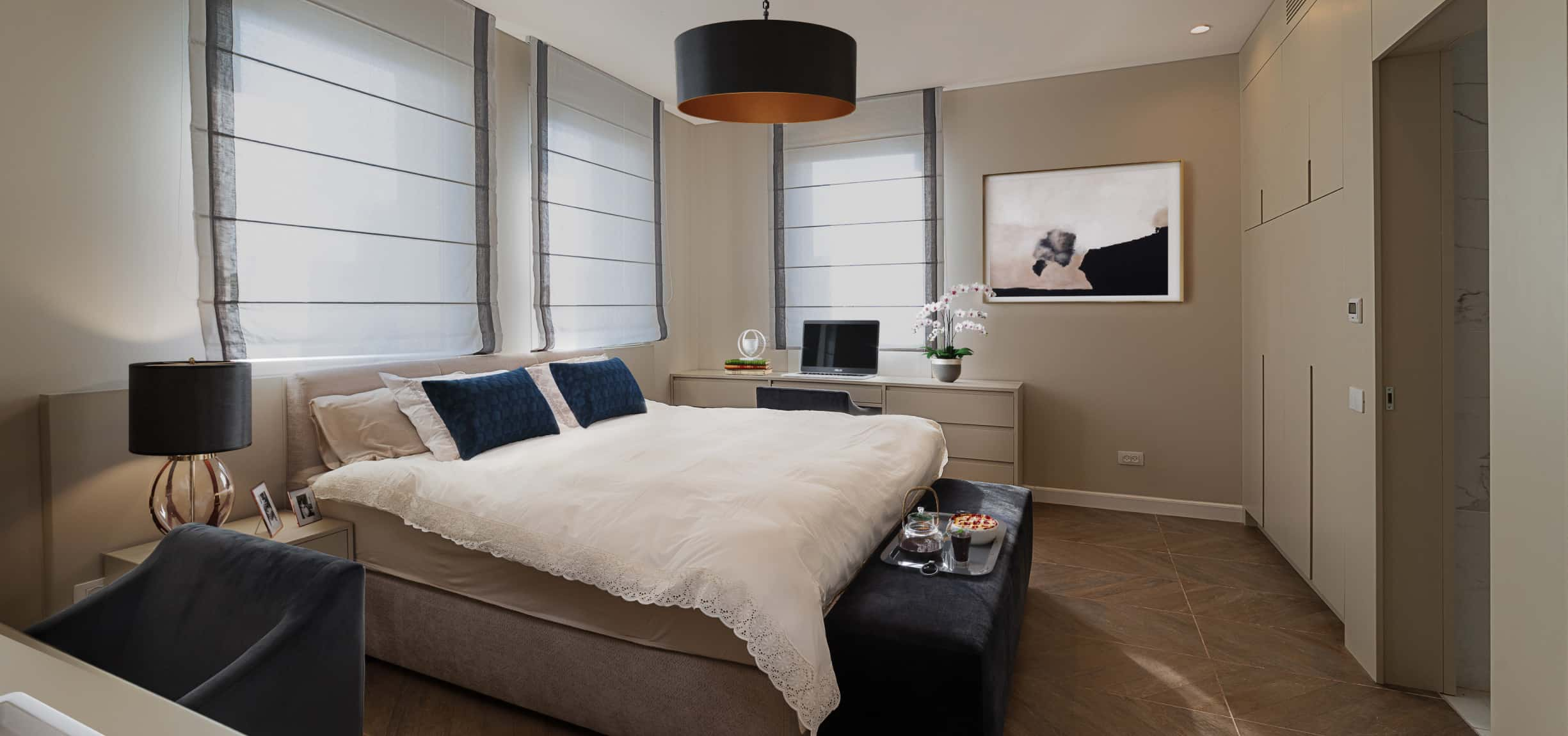 master bedroom luxury design jerusalem