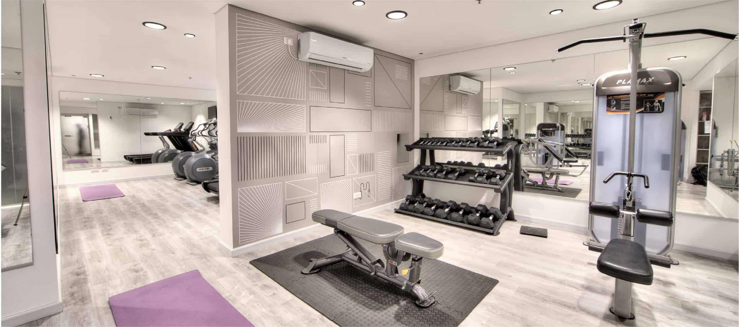 park 8 gym