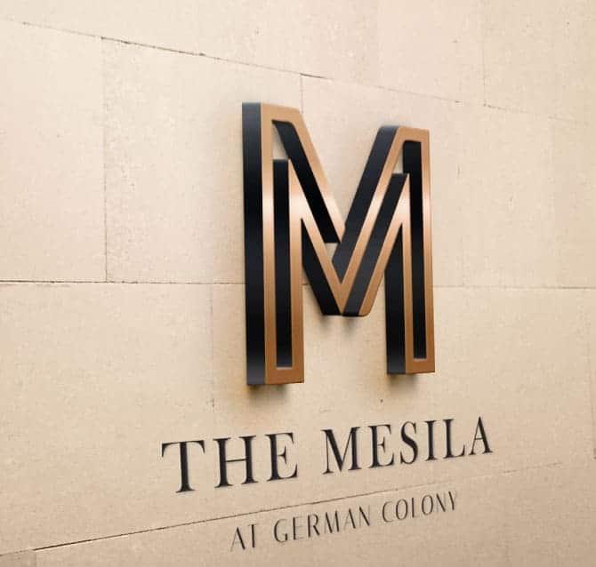 the mesila building logo