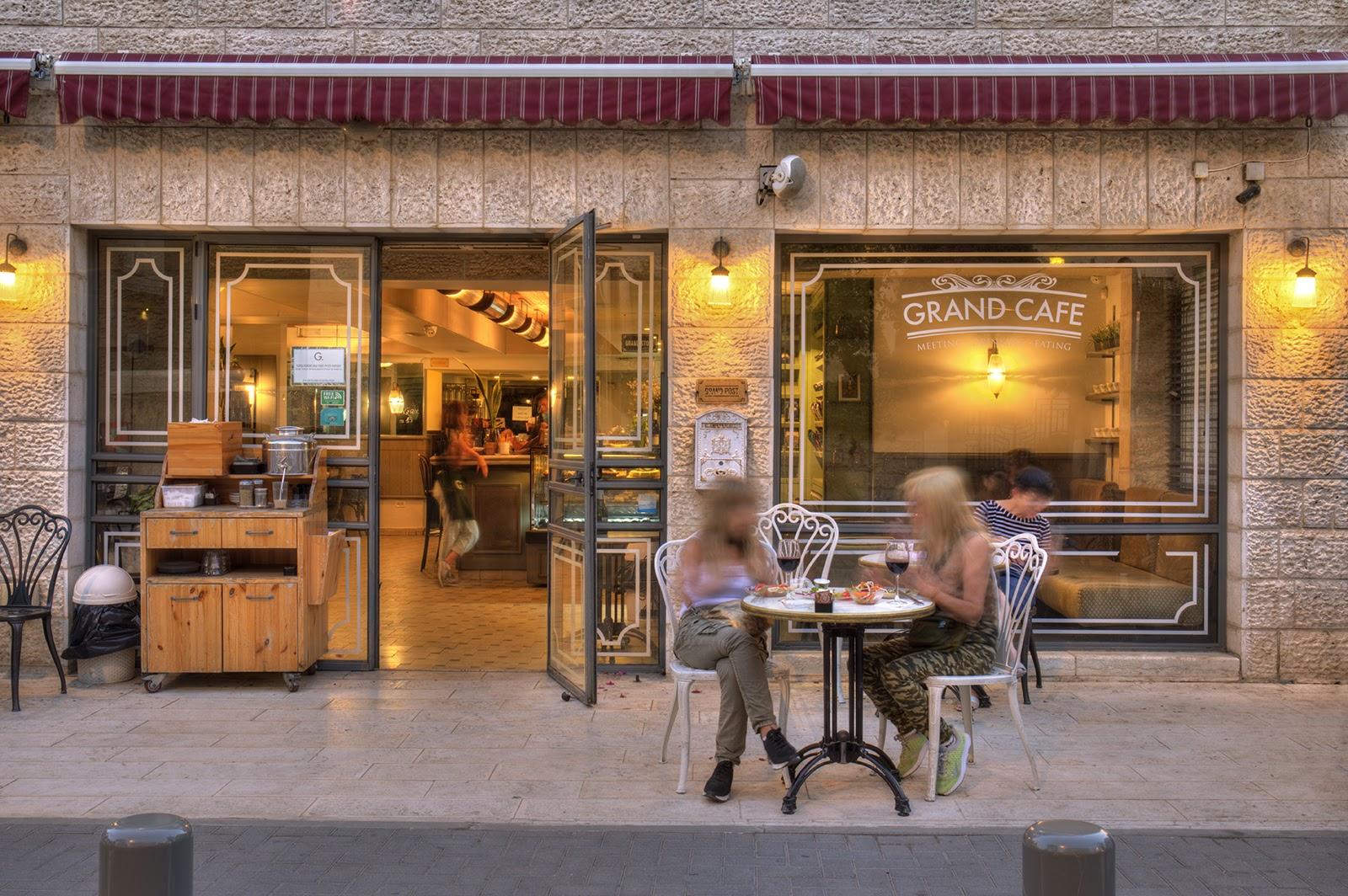 cafes in jerusalem